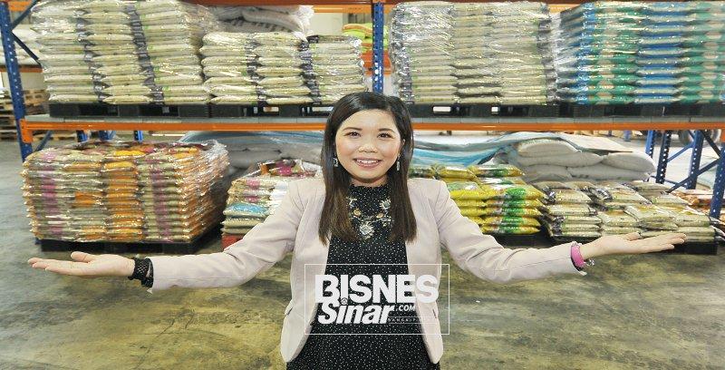Siti Salwa usahawan beras berjaya, mahu tingkat penglibatan Bumiputera dalam perniagaan asas