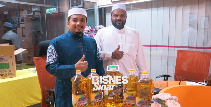 Kopitas perkenal jenama Hafeez, usaha maahad tahfiz kembangkan produk keluaran Muslim