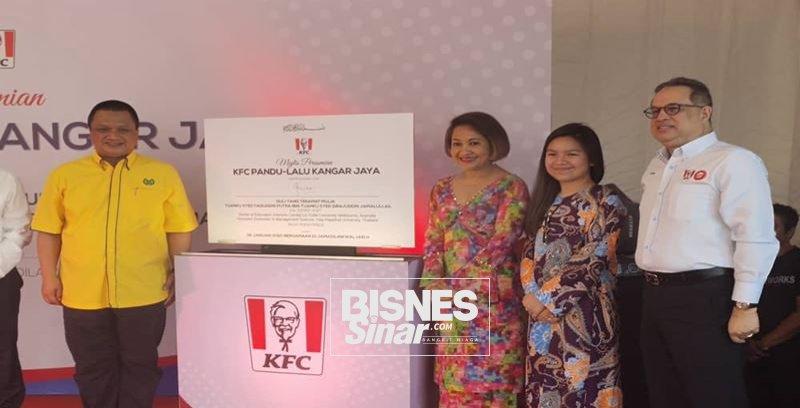 QSR Brands rancang buka 15 restoran KFC akhir tahun ini