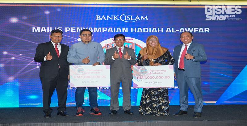 Al-Awfar pilihan utama, catat dana berjumlah RM2.93 bilion