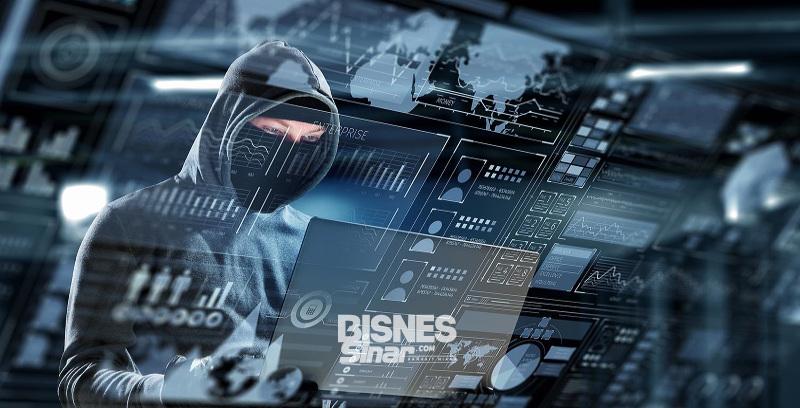 Jenayah siber melibatkan pencurian maklumat kewangan dan spam meningkat 9.5 peratus