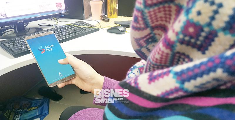 E-dompet untuk orang Sabah