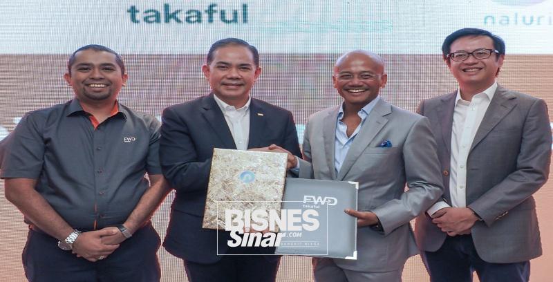 FWD Takaful, Naluri jalin kerjasama sedia program sokongan kepada penghidap barah