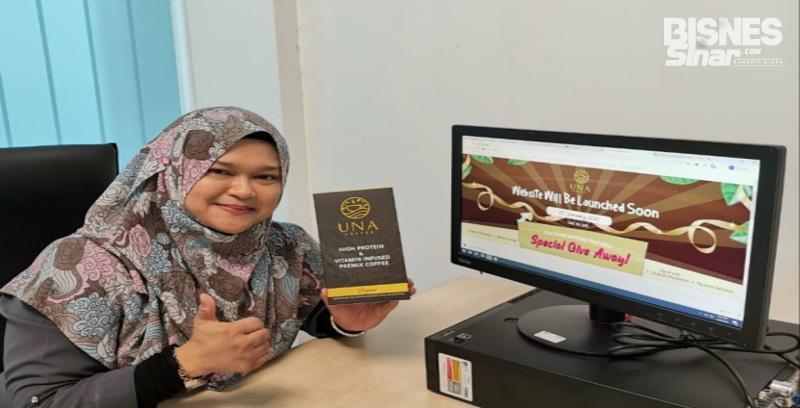 Pensyarah UiTM hasilkan inovasi kopi pra campuran berprotein tinggi