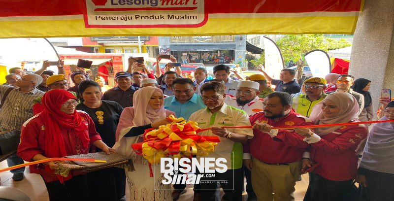 Lesong Mart sasar lahirkan usahawan Bumiputera dalam bidang pemborongan dan peruncitan