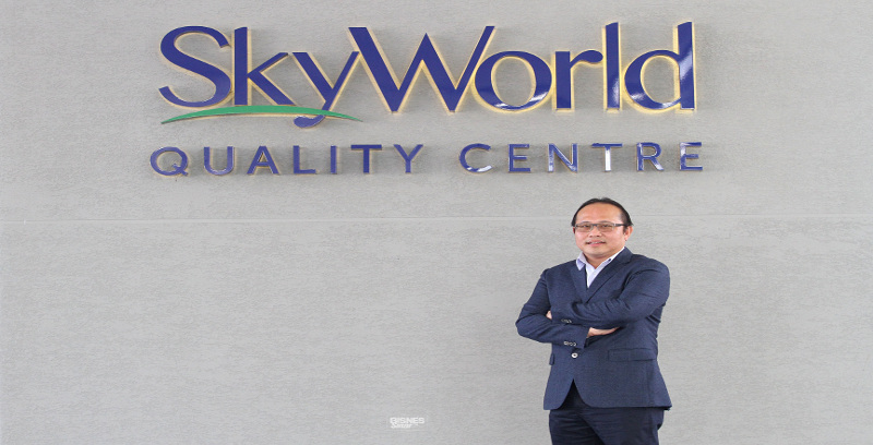Produk SkyWorld patuhi kualiti QLASSIC