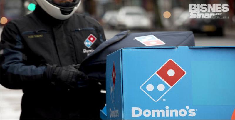 Domino's Pizza amalkan 'Zero Contact' demi keselamatan pekerja, pelanggan