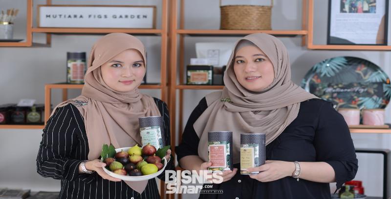 Mutiara Figs mahu jadi pengedar utama buah tin di Malaysia