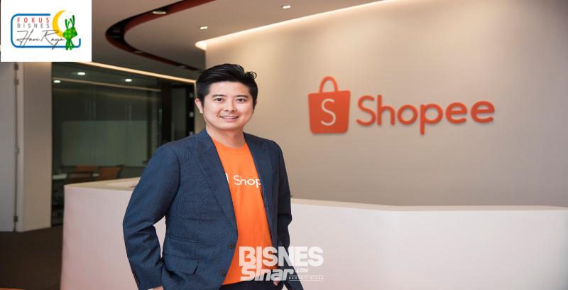 Permintaan produk Shopee naik hingga lima kali ganda setiap tahun