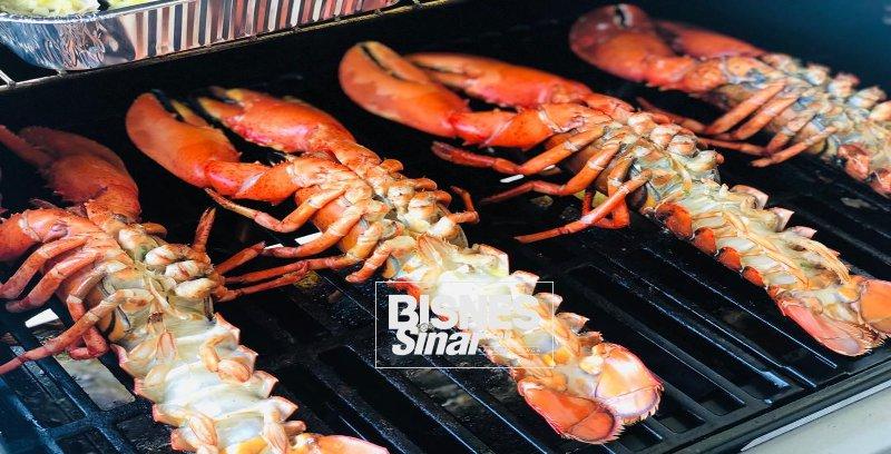 Lubuk Lobster tawar udang kara terbaik pada harga berpatutan