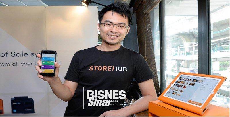StoreHub rasmi ibu pejabat baharu