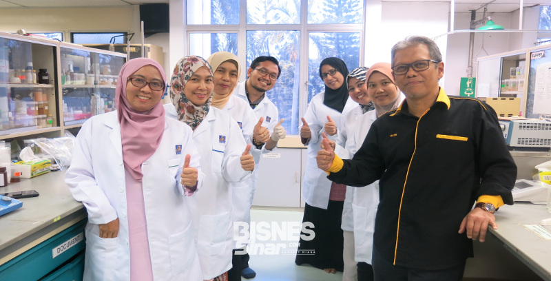 SIRIM kongsi manfaat ekstrak biomas nanas pada kulit wajah