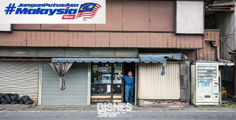 Tiga cara rangsang kembali perniagaan kecil