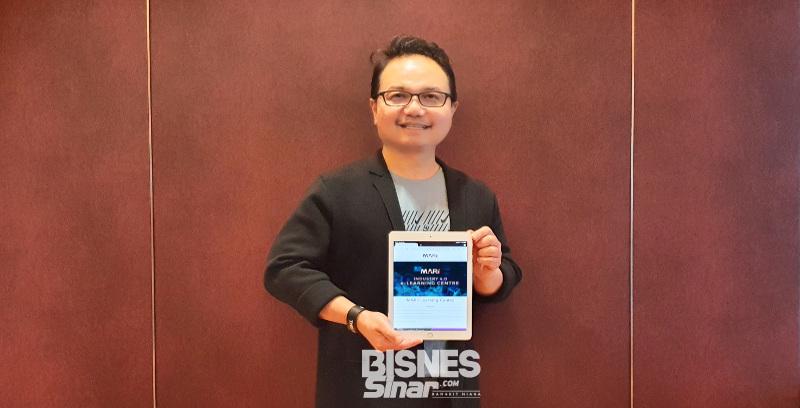 MARii lancar platform e-pembelajaran industri