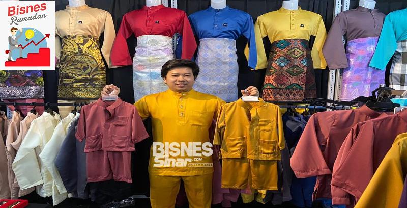 Baju Melayu serendah RM19