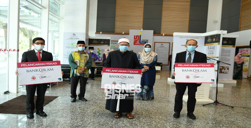 Bank Islam lancar iTEKAD bantu asnaf dan B40