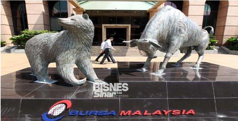 Bursa Malaysia teruskan aliran meningkat