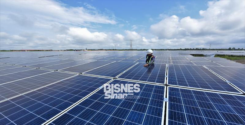 TRe, Envision Digital tingkat operasi ladang solar