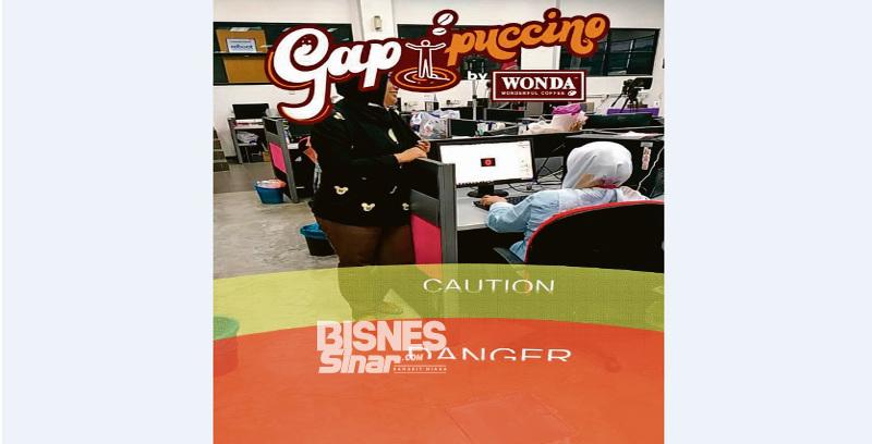 Wonda Coffee perkenalkan panduan jarak sosial