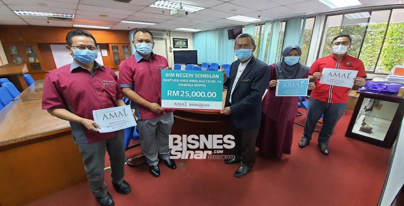 Bank Islam bantu petugas kesihatan, usahawan mikro