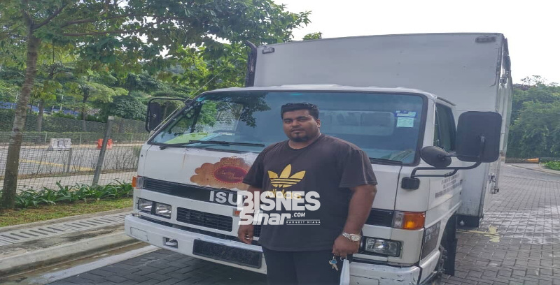 Rakan penghantar Lalamove jana pendapatan RM20,000 sepanjang tempoh PKP