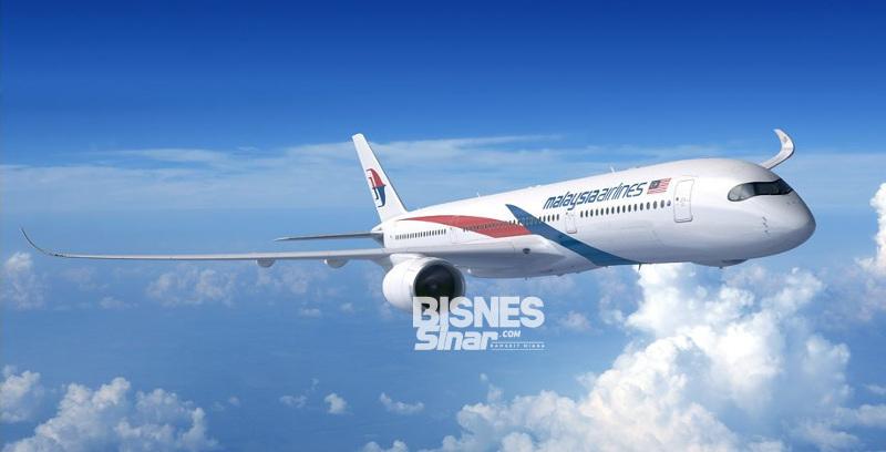 Malaysia Airlines sambung semula penerbangan