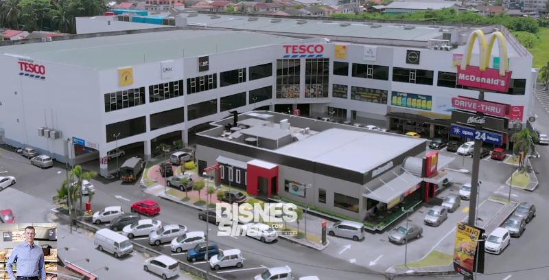 Tesco buka dua cawangan baharu di Perak dan Selangor