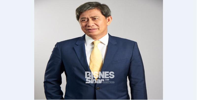 Bank Muamalat lantik Tajuddin sebagai pengerusi baharu