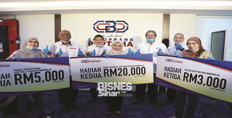 CBP sasar pembiayaan berjumlah RM4.4 bilion