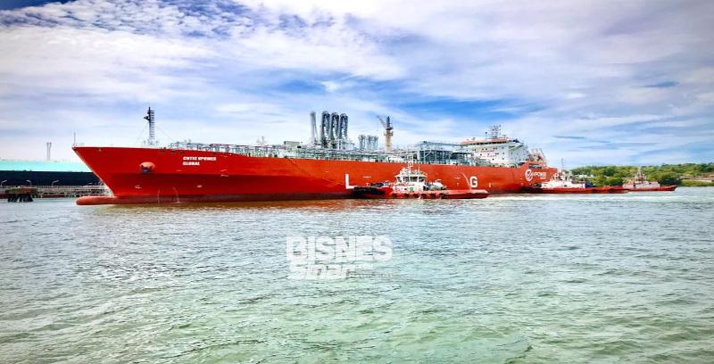Petronas hantar dua kargo LNG ke Myanmar