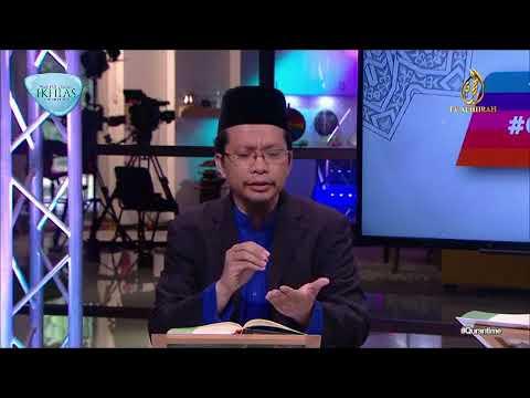 EPISOD 17 MALAYSIA #QURANTIME MUSAADAH COVID-19 SELASA 7 APRIL 2020 SURAH AL-MULK (67:1-15)