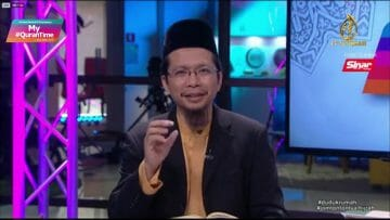 EPISOD 19 MALAYSIA #QURANTIME MUSAADAH COVID-19 KHAMIS 9 APRIL 2020 SURAH AL-JUMUAH (62:1-11)