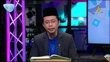EPISOD 57 17 MEI M#QT SURAH AL-TUR (52)29-35 PART 2