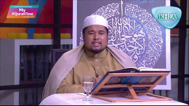 EPISOD 91 MY #QURANTIME ISNIN 7 SEPT 2020 SURAH ALI 'IMRAN (3:116-121) HALAMAN 65