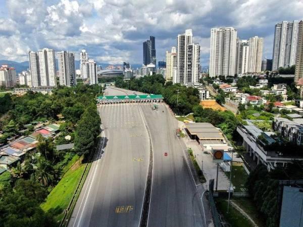 Malaysia turun ranking kes Covid-19 terbanyak dunia