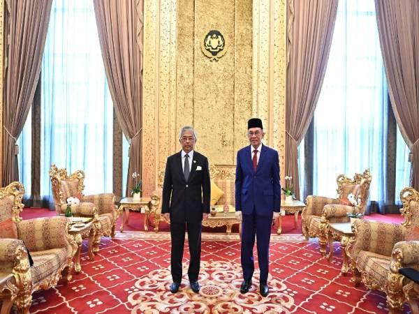 Agong tidak terima senarai nama Ahli Parlimen sokong Anwar