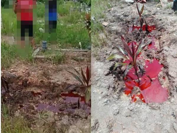 Tular video 'kubur berdarah'