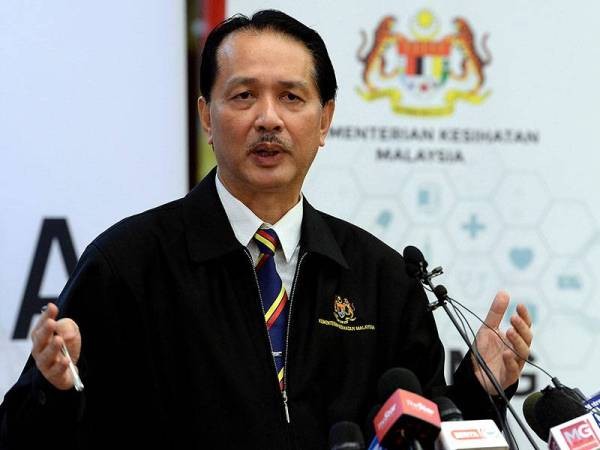 Covid-19: Sah wujud kes sporadik di Sabah