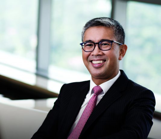 Senator Datuk Seri Tengku Zafrul Abdul Aziz