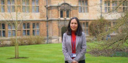 Dr Masliza Mahmod, 45 tahun
