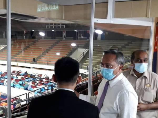 18,000 petugas KKM di Johor terima vaksin