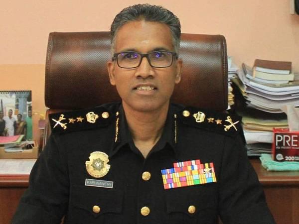 SPRM tahan pengurus ladang pecah amanah RM20,000
