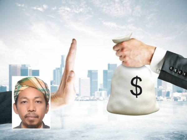 Pilih pemimpin bebas rasuah untuk selamatkan negara
