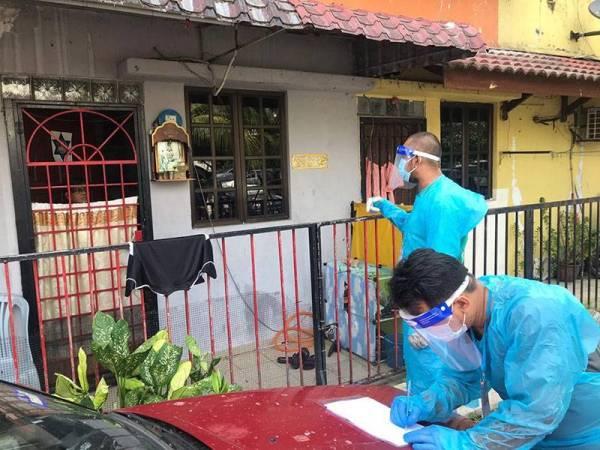 Penduduk lari PKPD, 106 rumah flat kosong