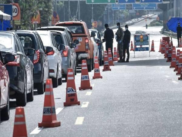 PKPD: Lapan laluan dalam Kampung Teluk Menara ditutup