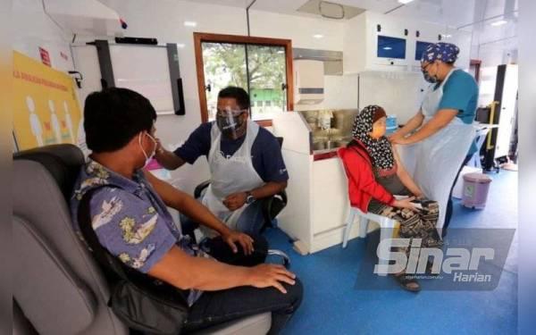 Selangor sedia 50,000 dos vaksin untuk SelVax bergerak